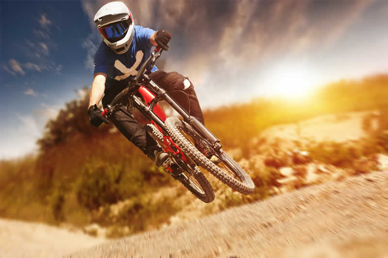 Like To Ride The Dirt?