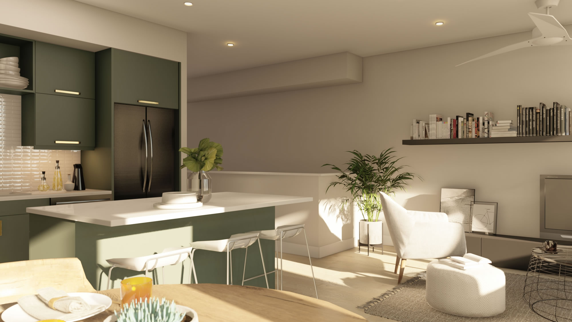 Hybrid Plan Dining | Wow Finish Package