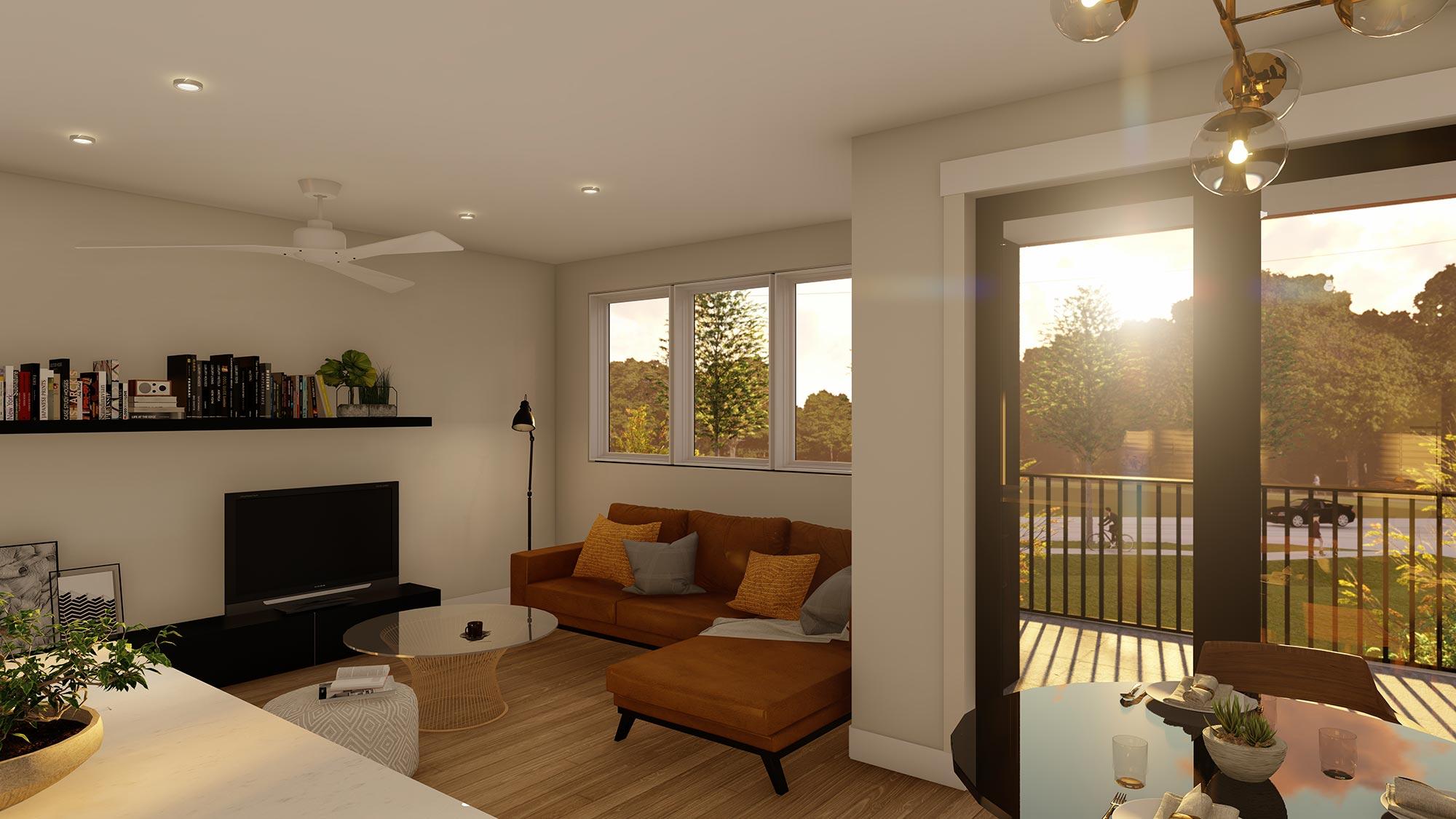 Hybrid Living Space | Light Package